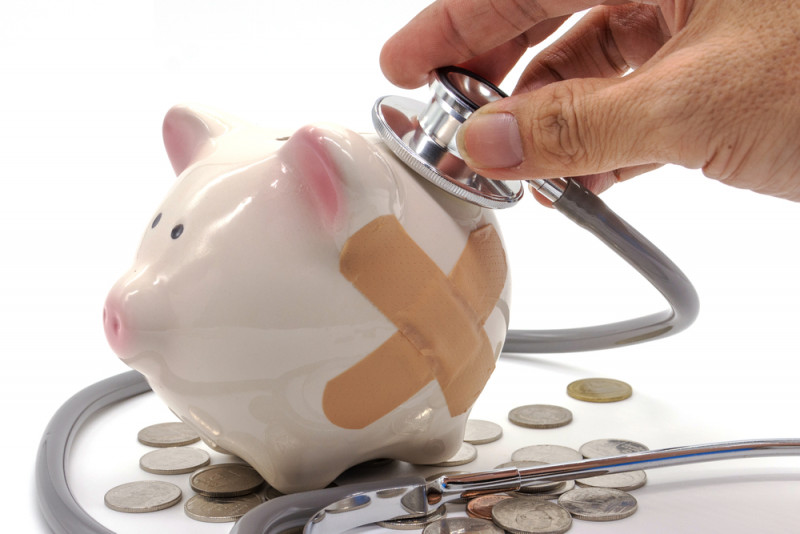 health needs of cold agglutin disease   Cold Agglutin News   piggy bank for healthcare costs